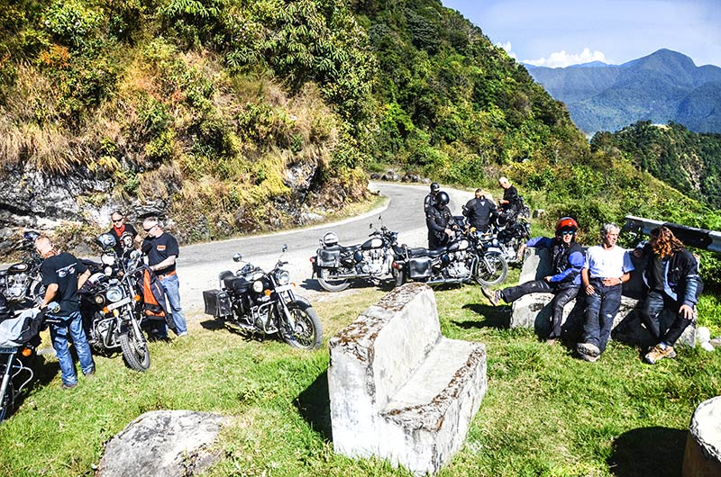 Trashigang to Mongar road
