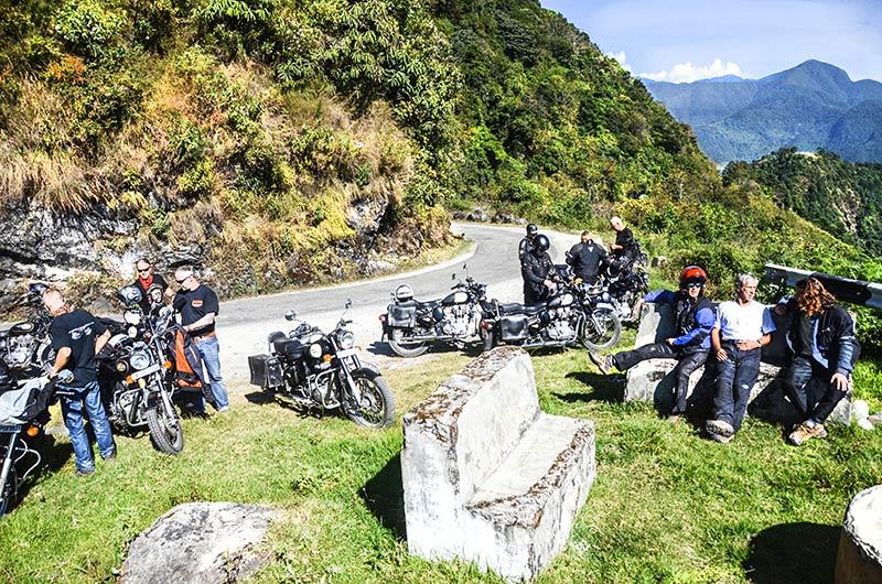 Trashigang to Mongar road