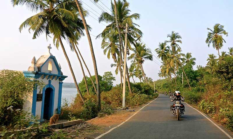 Angoda Beach to south Goa border