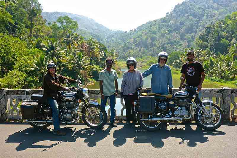 Roadside at Kumily