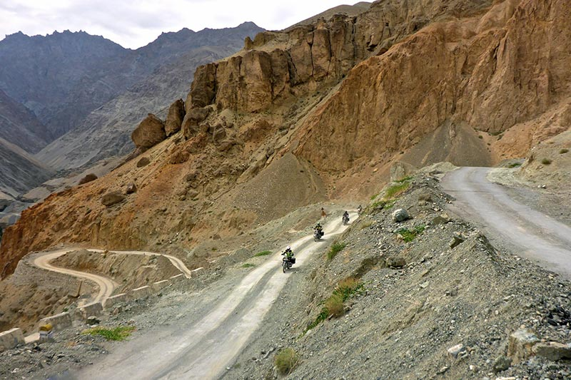 From Padum, Zanskar to Darcha via Shingo La Pass