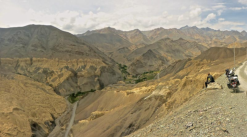 Road to Padum, Zanskar over Penzi La Pass