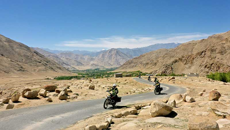 Road to Kargil via Fotu La Pass