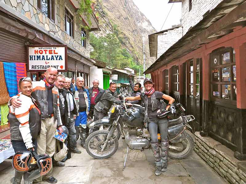 Excursion to Muktinath